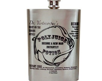 Potter Polyjuice Potion Geek Flask