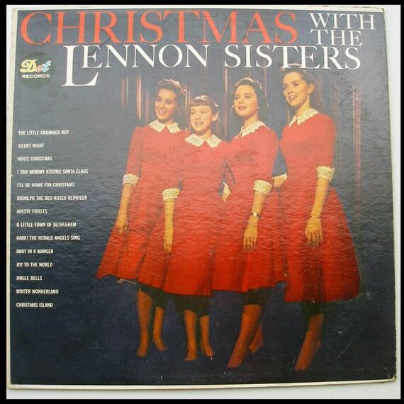 Retro Christmas Album Christmas With The By