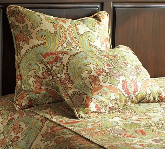 Pottery Barn Fabrics: Pottery Barn Simone Fabric 10 Yards