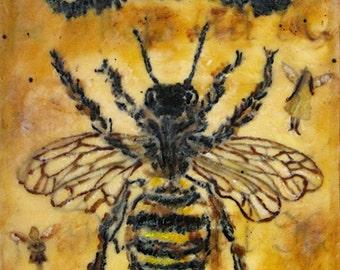 Bee Block No. 1