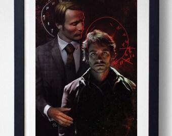 Folie à Deux - NBC Hannibal Print