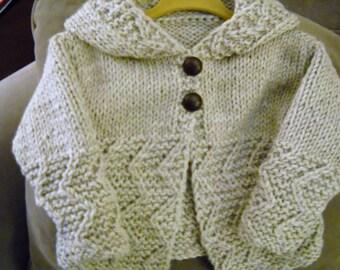 Infant Hoodie Jacket