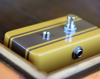 VinIC Buffer Pedal Vintage / Classic Guitar / Keyboard / Instrument Effects FX Pedal Stomp Box- Hand Built Replica