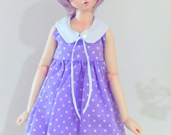 Purple dress for SD girls