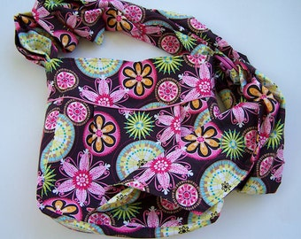 Babywearing Sling Bag Carnival Bloom
