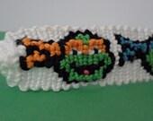Teenage Mutant Ninja Turtles Floss Friendship Bracelet