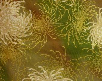 Hanami by Hoffman H8710 Oriental  Cotton Print Fabric-OOP