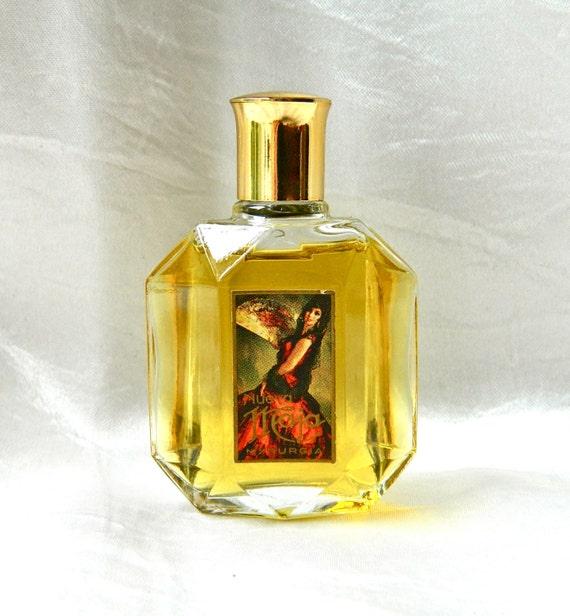Vintage Myrurgia Nueva Maja Perfume Eau De Cologne Beautiful