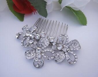 Bridal hair accessories wedding headpiece bridal hair comb wedding hair jewelry bridal jewelry wedding accessories bridal comb wedding comb