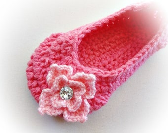 Buy Annie Crochet Slippers / Other Colors Available