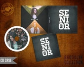 DVD and DVD case for High School Senior- Brooklyn