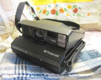 Camera  Polaroid Spectra System Vintage,  MB Folding Instant Film Camera, Vintage Camera, Vintage Photogrphy , Vintage home Decor  :)S