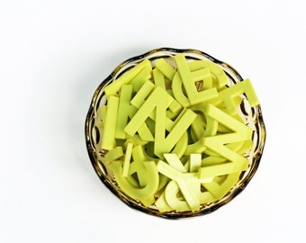 Small Amber Glass Bowl