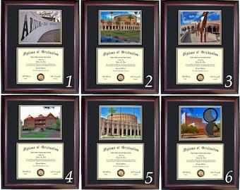 Arizona State Diploma Frame