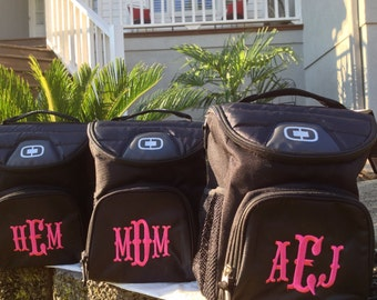 Bridesmaids OGIO Cooler 6-12 can cooler Great for Bridesmaids too.  Listing is for 10