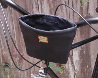 Small handlebar bag (black)