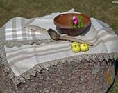 SALE PRICE! Linen tablecloth - UniqueLinen