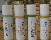 SALE!! 4 pack of Lip Balms- Lowest price of the year!