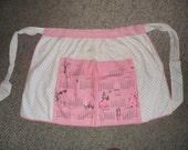 Vintage Apron from 1964