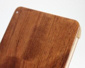 Wood Business Card Holder (Bubinga)