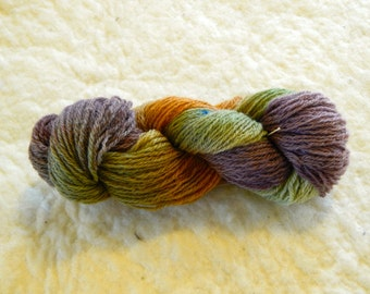 "3 Ply Sport weight yarn ""Cowgirl Symphony"""