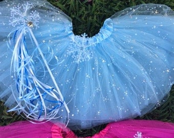 Frozen Tutu, Frozen Costume, Elsa Tutu, Elsa Costume, Frozen Party, Frozen Birthday, Frozen Elsa Costume, Frozen Party favors