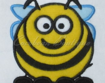 embroidery applique Bee 3