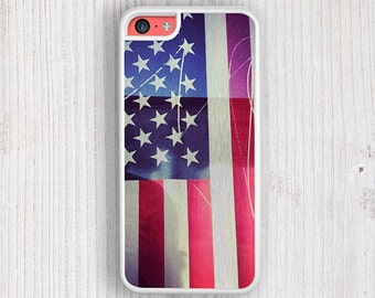 USA Flag Reflection iPhone 5s Case, iPhone 6s case, iphone 6 plus case, iPhone 7 case