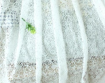 tablecloth, lace tablecloth, Wedding decoration, garden decor, party decorations.Fabric lace trim,  fabric trim,  tulle lace, no T279
