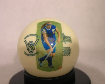Photo Field Hockey Ball - Create YOUR personal fan ball