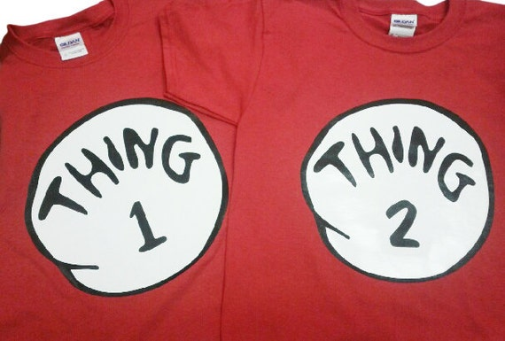 Thing Shirts 3 Shirts You Pick Sizes And Number Or Custom