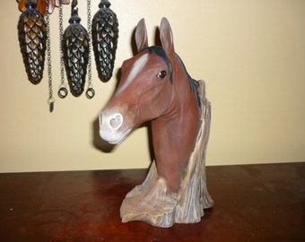 Ceramic Thourghbred Horse Ready to paint