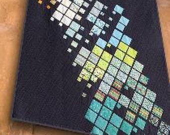 Zen Chic Quiet Shine Through Quilt Pattern