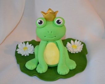 frog wedding cake toppers baby mermaid cake topper by dreamdayshoppe on etsy 4380