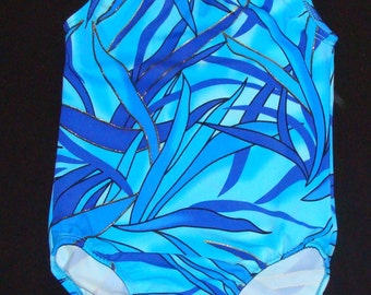 Gymnastics Leotard baby, Toddlers, girls and women  in shades of Blue