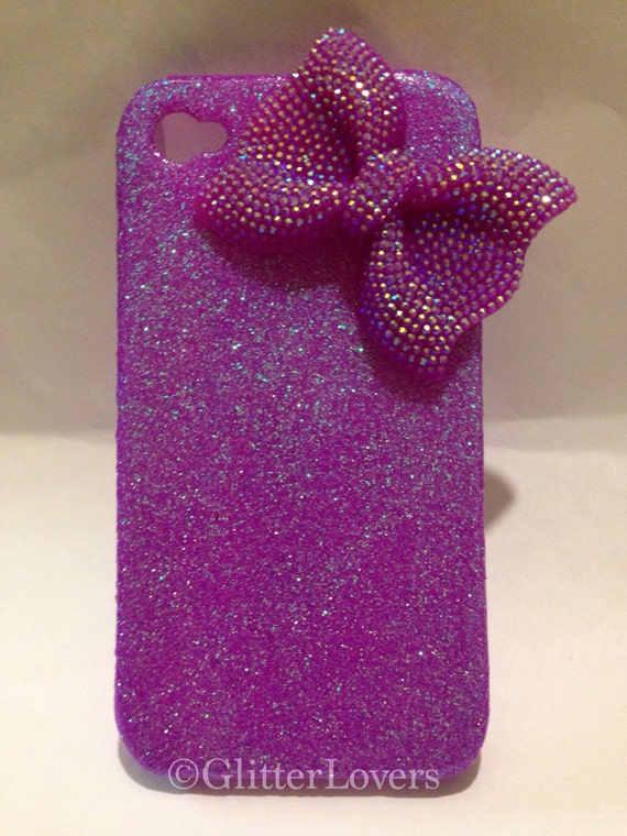 Real Glitter iPhone 4, iPhone 4S case