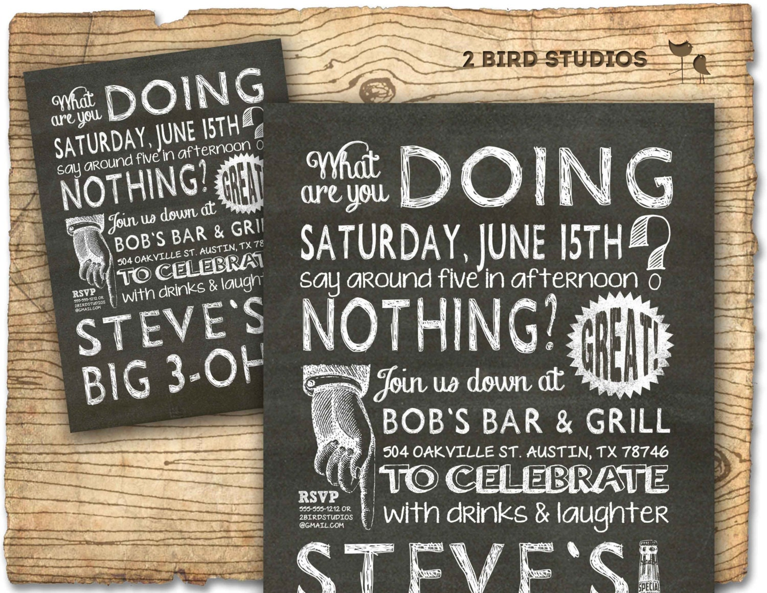 Surprise 30 Birthday Invitations as great invitations example