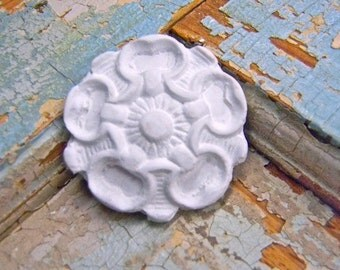 Shabby Chic  FURNITURE APPLIQUES Rosettes Over 500 new Designs  5.95 No Limit Shipping in the USA