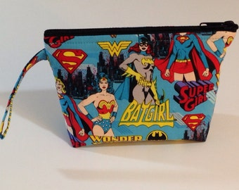 Super Women Make Up Bag - Accessory - Cosmetic Bag