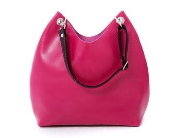 Barbie Pink Medium Tulip Bag