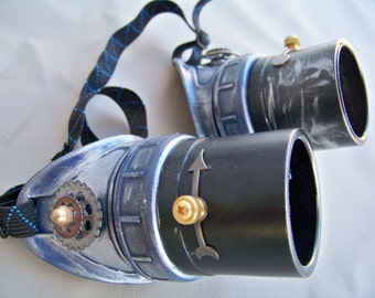 Steampunk Goggles-Telescopic Engineer