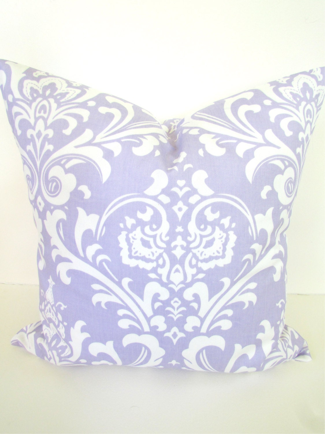 Purple Decorative Pillow : PILLOWS Purple Decorative Throw Pillows by SayItWithPillows