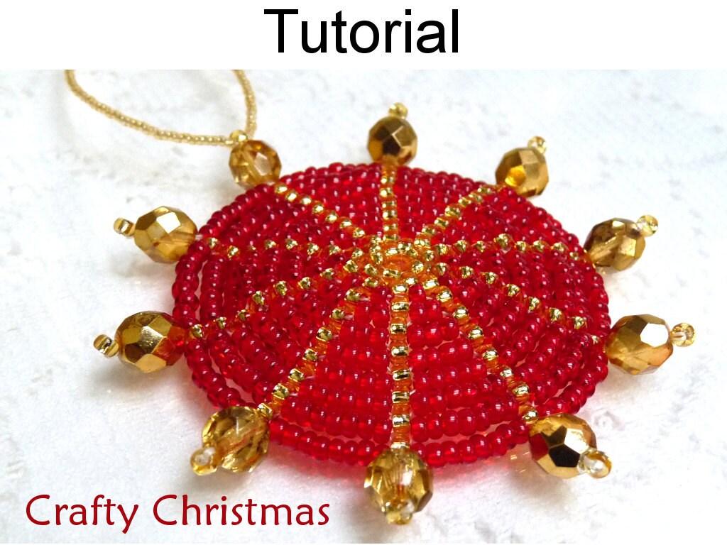 Christmas Tree Decoration Knitting Patterns