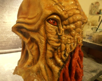 Ood Mask - Dr. Who