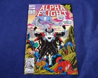 1992 Marvel Comics Alpha Flight No. 112