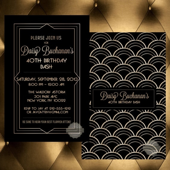 Casino Invite for amazing invitations example