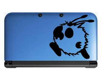 Pokemon Decal Venonat- Anime Decal for Nintendo 3ds, Macbooks, Laptop, iPhone, XBox, Playstation, Cars, Windows, Wall