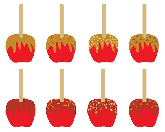 caramel apple clipart images - photo #20
