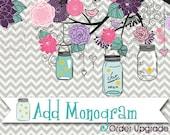 Add Monogram to order