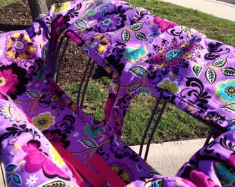 Twin/Double Child Cotton Shopping Cart Cover - choose from over 100 fabrics